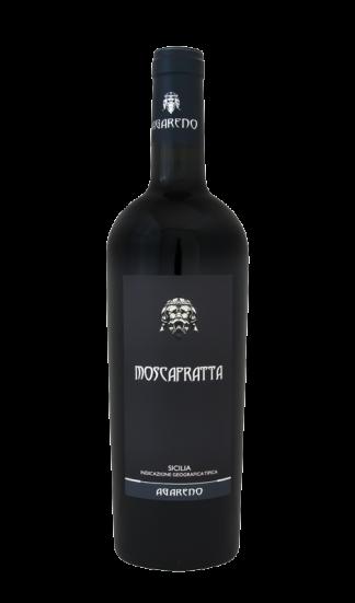 Moscafratta fra Agareno på flaske