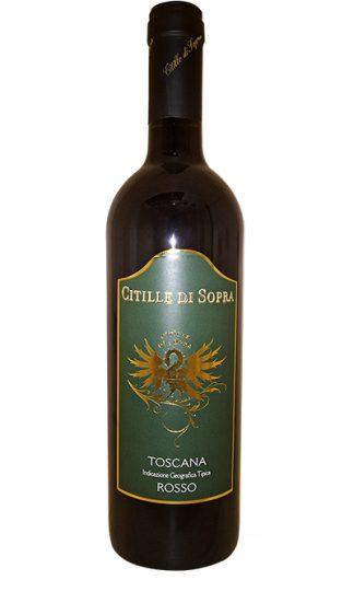 Rosso Toscana rødvin
